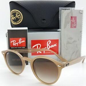 b15cbadc3f4 NEW Rayban Sunglasses RB2180 6166 13 49 Turtledove w  Brown Gradient ...