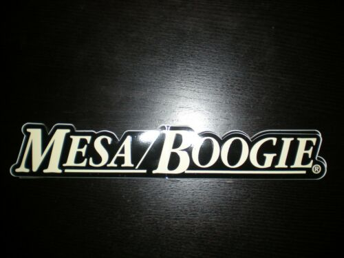 MESA BOOGIE GUITAR AMP STICKER SET 2 PCS