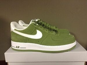 nike air force 1 07 verde