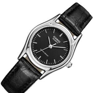 142711f09f4 Image is loading Casio-Ladies-Standard-Quartz-Analog-Leather-Watch-LTP-