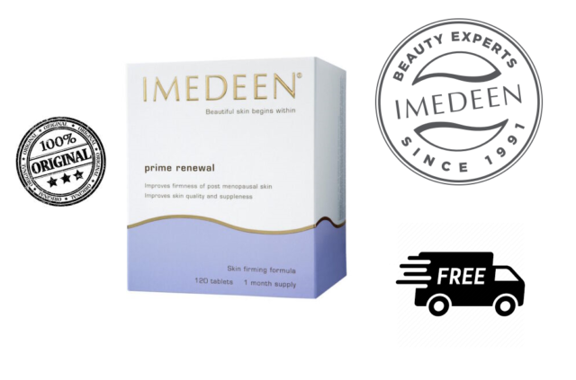 IMEDEEN Prime Renewal 120 Tabs for 1 Month Supply FREE Shipping Expire 12.2021
