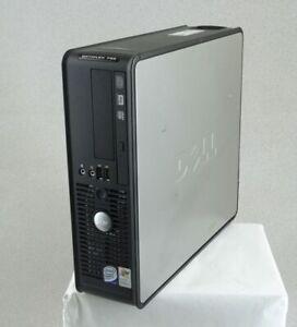 DELL OPTIPLEX 755 COMPUTER DUAL CORE 3.0GHZ 80GB 4GB WINDOWS XP S755-4
