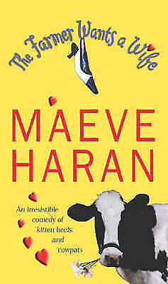 """AS NEW"" The Farmer Wants A Wife, Haran, Maeve, Book"