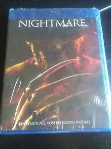 Nightmare-2010-Blu-ray-SIGILLATO-raro-horror-fuori-catalogo