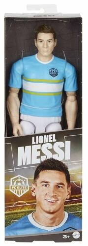 Elite FC Lionel Leo Messi Action Figure Mattel