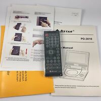 Astar Remote For Pd-3010 Pd-3015 Pd-3020 Pd-3060 Dvd Player With 3010 Manual