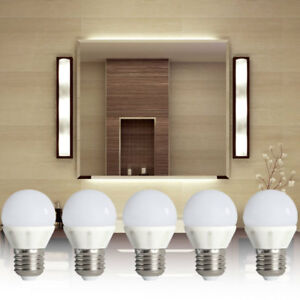 5-serie-Set-4-watt-SMD-LED-E27-source-d-039-eclaraige-bille-Spot-Lumiere-320-LUMEN