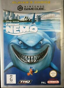 Nintendo-Gamecube-Disney-Pixar-Finding-Nemo