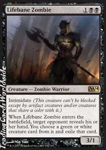 Lifebane-Zombie-Foil-NM-Magic-2014-engl-Magic-the-Gathering