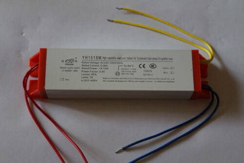 ballast electro T5 1x 8 w aquarium  rapide ELT 18 T