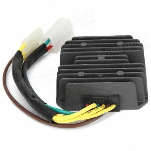 BMW F650GS 1999-2011 Motorcycle Voltage Regulator Rectifier plug and play