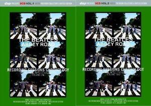 BEATLES-ABBEY-ROAD-RECORDING-SESSIONS-CHRONOLOGY-TWICKENHAM-APPLE-STUDIO-8CD