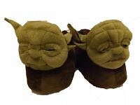 Primark Star Wars Yoda 3d Slippers Size 13-1, 2-3 Or 6 (adult) Free Uk Post