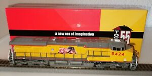 Union Pacific ES44AC #5424 Tower 55 EA-0010-3