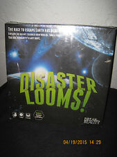 DISASTER LOOMS! (2012, BOARD BOOK) NEW SEALED