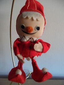 Ornaments elf Japan vintage
