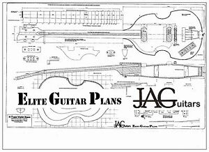 Luthiers Project PlanDrawing For LEFT HANDED Hofner Type Violin - Hofner bass wiring diagram