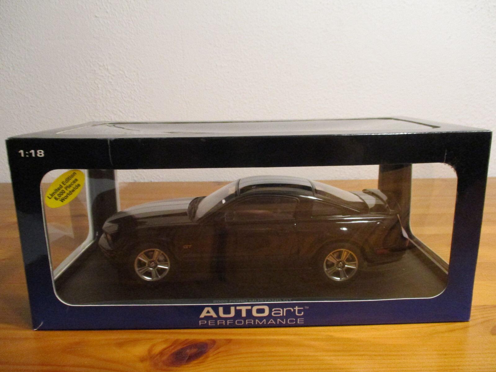 (gor) 1 18 Autoart Ford Mustang GT  nouveau OVP  limite acheter