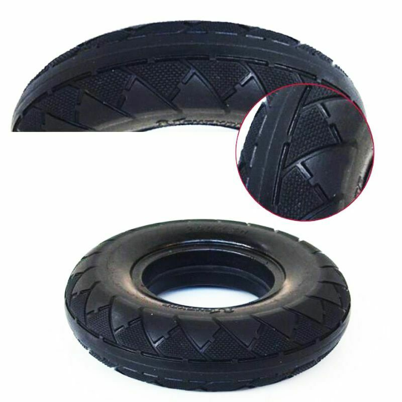 8'' 200x50 Scooter Tires Solid Tire Pneumatic Tire For Speedway Mini 3 4 Razor