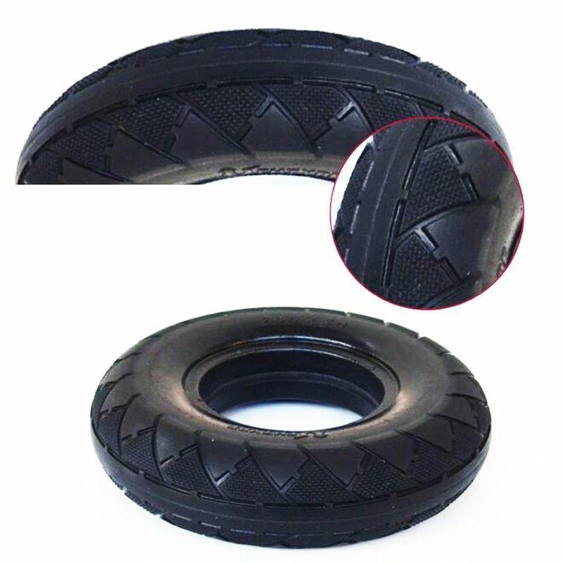 8  200x50 Scooter Neumáticos Neumático Neumático Neumático sólido para Speedway Mini 3 4 Maquinilla de afeitar