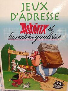 Asterix et la rentree Gauloise - Jeu dadresse