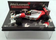 Minichamps Formel1 1:43 McLaren MP4/8 Ford Ayrton Senna Nr8 1993 Edition 43 no.1