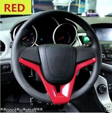105- CZR Cruze Chevrolet Steering Wheel Cover in RED Print Finish LT to LTZ