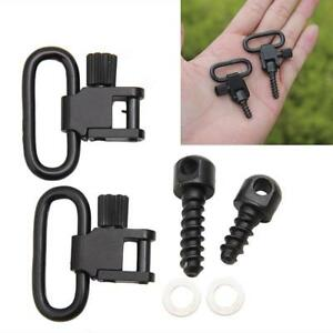 Outdoor-Rifle-Sling-Swivels-Sport-Detachable-Hunting-Mounting-Set-Screw-BB