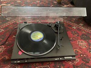 Technics Stereo Turntable SL -BD22 FGservo Automatic New Belt Stylus Tested Nice