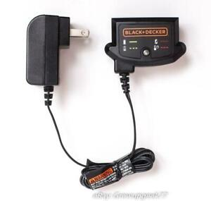 New-BLACK-DECKER-LCS1620B-20-Volt-Max-Lithium-Battery-Charger