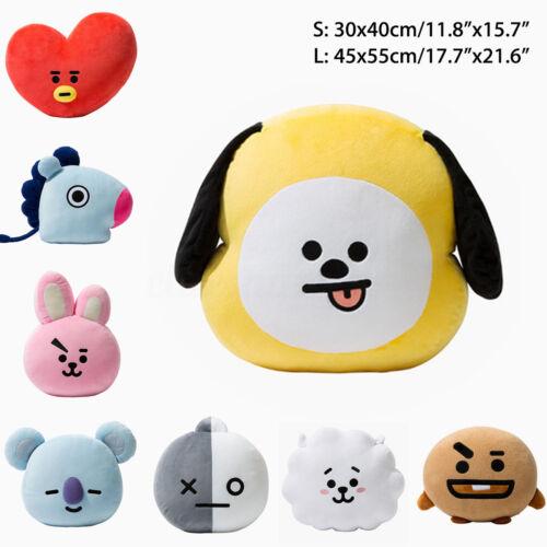 Plüsch Puppe Kissen Spielzeug Für BTS BT21 TATA SHOOKY RJ SUGA COOKY JIMIN V