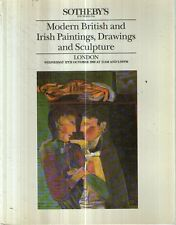 S33 Sotheby's Modern British and Irish paintings, Drawings and sculpture 1988