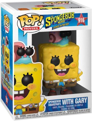 Funko Pop Animation Sponge Bob-Spongebob in Camping Gear 916