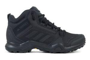 Adidas-TERREX-AX3-MID-GTX-Men-039-s-Light-Trekking-Hiking-Shoes-Outdoor-BC0466