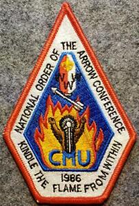 1986-NOAC-Pocket-Patch-Kindle-The-Flame-From-Within-BSA-OA