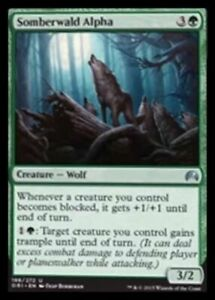 Magic Card 4x MTG: Reclaim Origins ORI Green Common