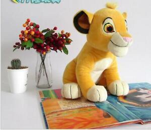 Der-Koenig-der-Loewen-simba-Action-figur-weich-Pluesch-Stofftier-Spielzeug-Geschenk