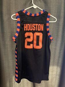 Nike NBA NY New York Knicks Allan Houston #20 Jersey Youth Sz L