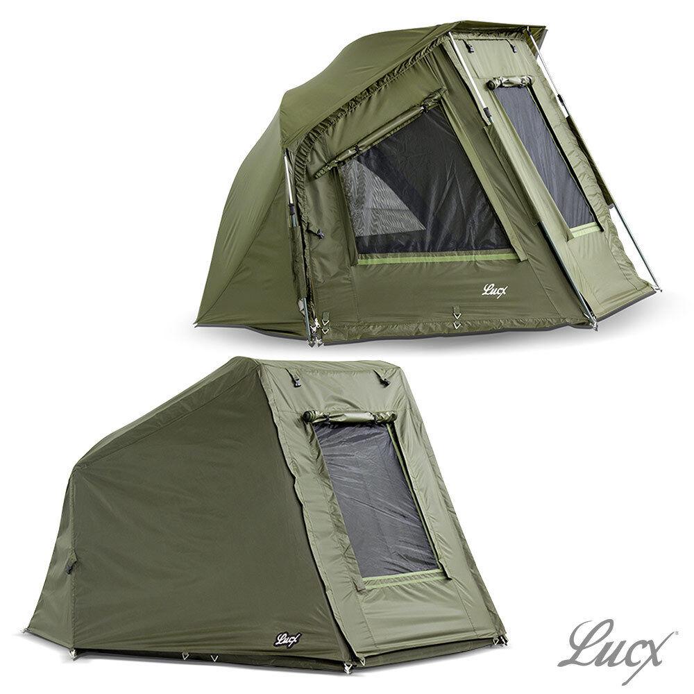 Lucx Umbrella Tent + Cover Brolly Angel Tent Carp Tent Shelter Umbrella Bivvy