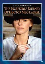 THE INCREDIBLE JOURNEY OF DR. MEG LARUEL (1979 Lindsay Wagner) Region Free DVD