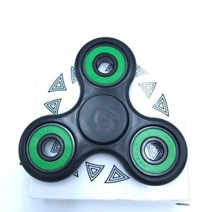 Image Is Loading Fidget Toy Stress Spinner Original By TriLobe Black