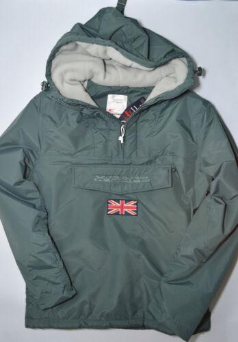 Giubbotto X-cape uomo Wallaro 2 cappuccio giubbino giacca inverno  jacket