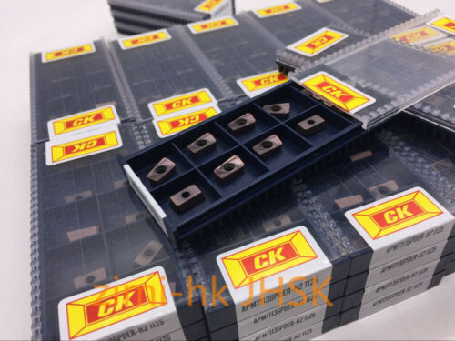 CK 50pcs APMT1135PDER-H2 1125 APKT1135  Mitsubishi duracarb KORLOY 70/%-80/%