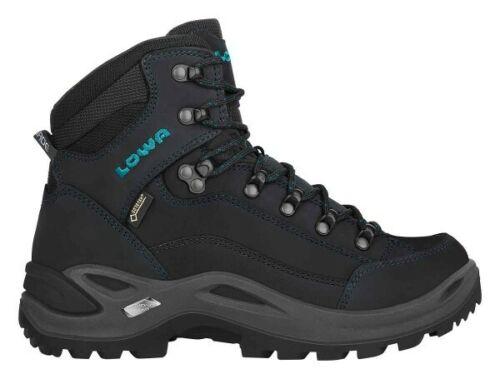 Lowa Renegade GTX mid WS Gore-Tex outdoor trekking Zapatos señora 320945-9368 l1