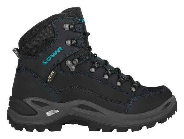 LOWA Renegade GTX Mid WS Gore-Tex Outdoor Trekking Damen Schuhe 320945-9368 //L1