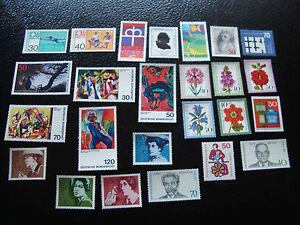 Germany-Rfa-Stamp-Yvert-and-Tellier-N-657-A-681n-A1-Stamp-Germany