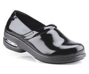 Comfort Shoes 41 Clothing, Shoes & Accessories Audacious Sfc Shoes For Crews Air Clog Black Women's Shoes 9071 Size 9.5