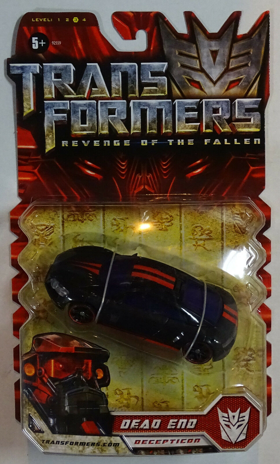 Hasbro ® 92559 Transformers Revenge of the Fallen Deluxe Dead End