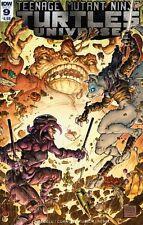 Teenage Mutant Ninja Turtles Universe #9 Comic Book 2017 - IDW TMNT