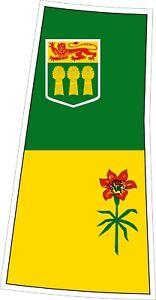 Saskatchewan-Map-Flag-Decal-Sticker